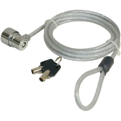 Port designs kabelslot: Security CABLE KEY - Roestvrijstaal