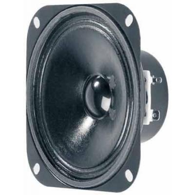 Visaton Speaker: VS-R10SC/8 - Zwart