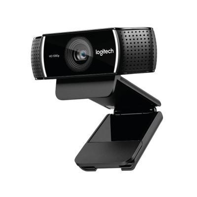 Logitech webcam: C922 Pro Stream - Zwart