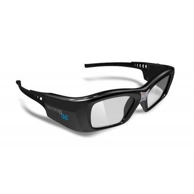 Nec 3D-Brillen: VolfoniFit - Zwart