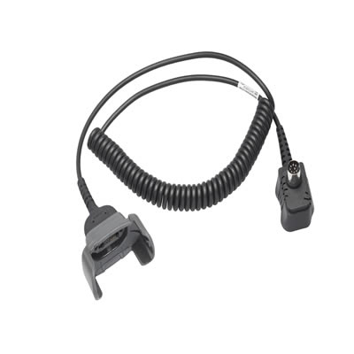 Zebra printerkabel: 25-91513-01R QL Printer Cable - Zwart