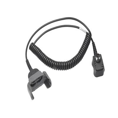 Zebra 25-91513-01R QL Printer Cable Printerkabel - Zwart