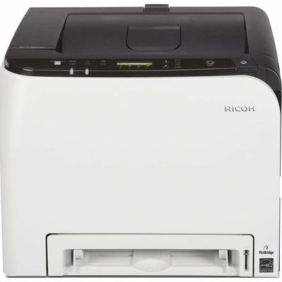 Ricoh SP C262DNw Laserprinter - Zwart, Cyaan, Magenta, Geel