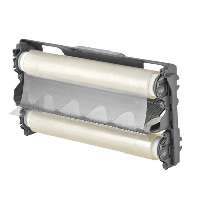 Leitz lamineerfilm: lamineercassette lengte: 20 m, dikte: 80 micron (voor CS9 en CS9E) - Transparant