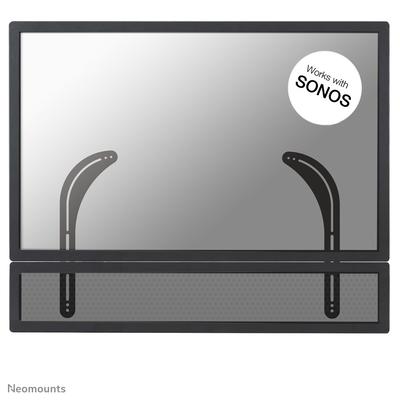 Neomounts by Newstar Select soundbar wandsteun Speakersteun - Zwart