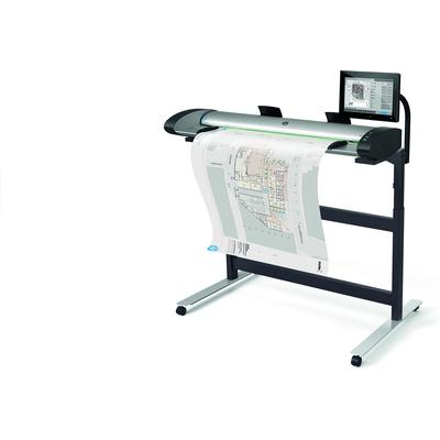 HP SD Pro 44-in Scanner - Zwart