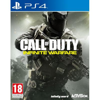 Activision game: Call of Duty: Infinite Warfare  PS4