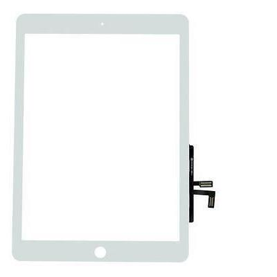 Microspareparts mobile : touch panel assembly White - Wit