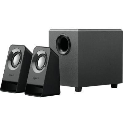 Logitech luidspreker set: Z211 - Zwart