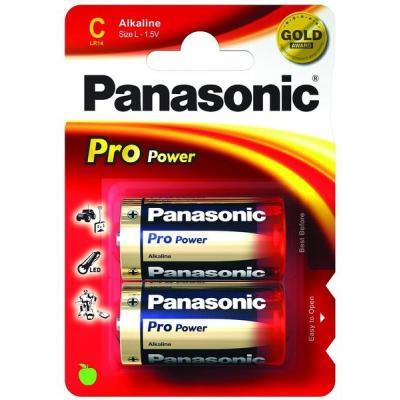 Panasonic LR14PPG/2BP batterij