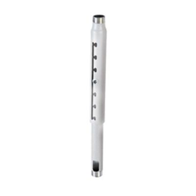 Chief 2-3' Adjustable Extension Column, 60.9-91.4cm - Wit