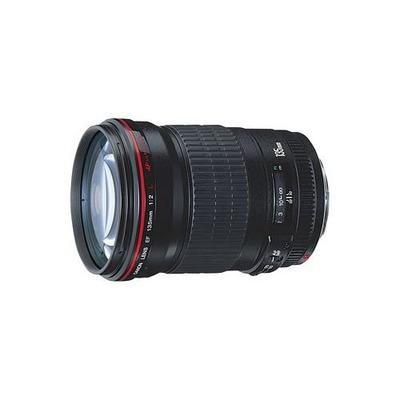 Canon camera lens: EF 135 mm f/2.0L USM