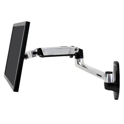 Ergotron LX Wall Mount LCD Arm Monitorarm - Aluminium