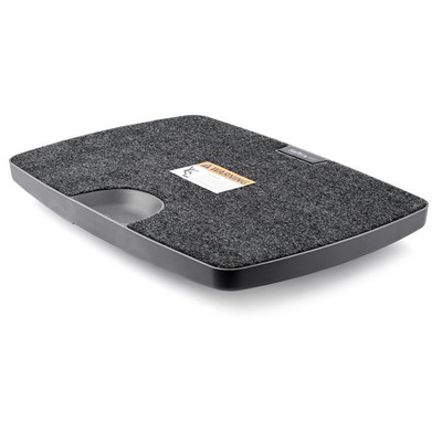 StarTech.com Balance board voor een sta bureau of zit-sta werkplek evenwichtsbord met bekleding Voetsteun - .....