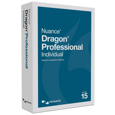 Nuance Dragon Professional Individual 15 (1 Lic.) Duits Software licentie