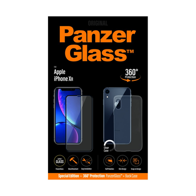 PanzerGlass Apple iPhone XR 360⁰ Protection Screen protector - Transparant