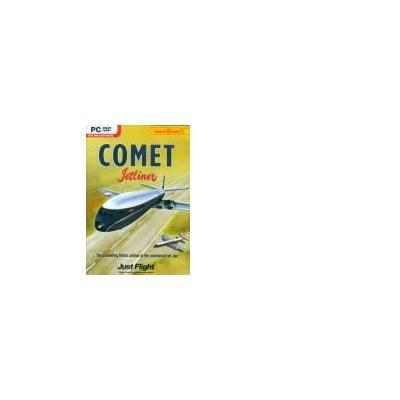 Just flight algemene utilitie: pc DVD-ROM Comet Jetliner