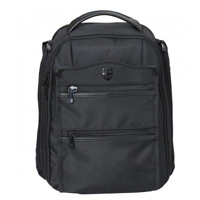 Ellehammer tas: Oslo Business Advanced - Rugzak - 15.6 inch / Zwart