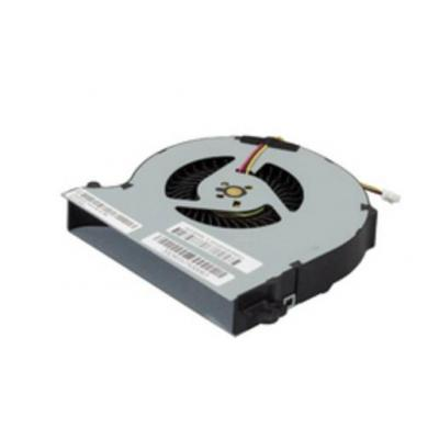 Asus notebook reserve-onderdeel: Fan, K75A/K75DE/K75VD/K75VM/K95VM - Zwart, Roestvrijstaal