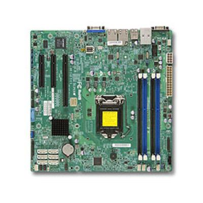 Supermicro MBD-X10SLM+-F-O server/werkstation moederbord