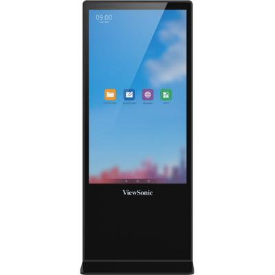 "Viewsonic 55"" TFT LCD, DLED, 2160x3840, 9:16, 1.07B, 450 cd/m², 1300:1, 9 ms, 178/178, 10W x2, 100-240 VAC, ....."