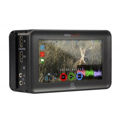 Atomos digitale video recorder: Ninja Blade - Zwart