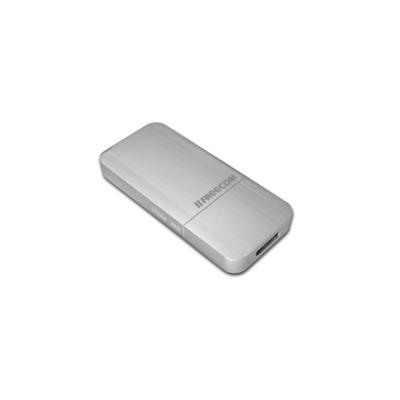 Freecom mSSD SATA, 128GB, USB 3.0, 5Gbit/s, 8 x 3.5 x 0.9cm - Aluminium