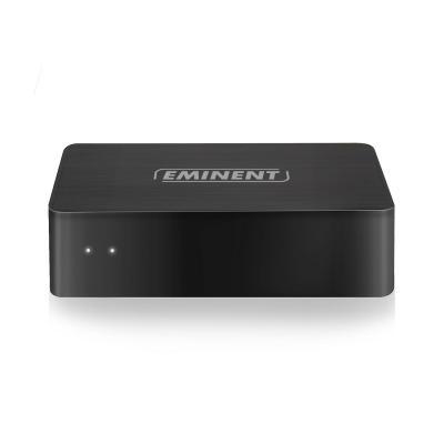 Ewent digital audio streamer: WiFi Music Streamer - Zwart