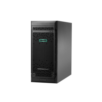 Hewlett Packard Enterprise ProLiant ML110 Gen10 4110 1P 16GB 8SFF 800W RPS Solution Server