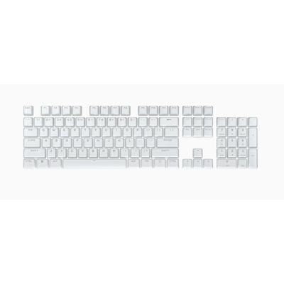Corsair PBT DOUBLE-SHOT PRO Keycap Mod Kit — Arctic White (NA) Toetsenbord accessoire - Wit