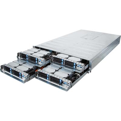 Gigabyte H270-F4G Server barebone - Zwart,Grijs
