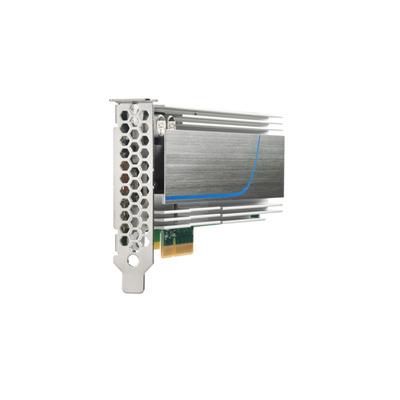Hewlett Packard Enterprise 877825-B21 SSD - Aluminium, Zwart