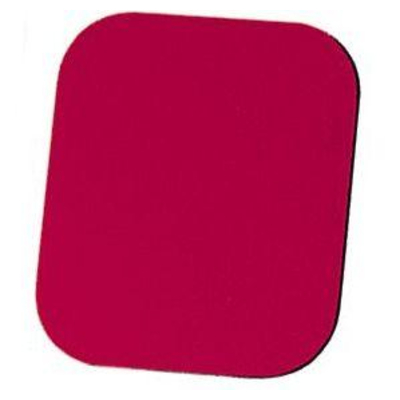 Fellowes Solid Colour Mouse Pad Red Muismat - Rood