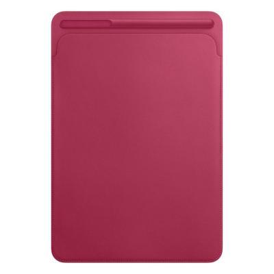 Apple tablet case: Leren Sleeve voor 10.5‑inch iPad Pro, Fuchsiaroze - Fuchsia, Roze