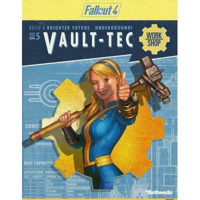 Bethesda : Fallout 4 - Vault-Tec Workshop