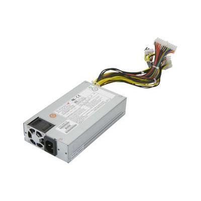 Supermicro 500W, Single, 15A, 41A, 12A, 3A, 24pin, 180 x 100 x 40 mm Power supply unit - Metallic