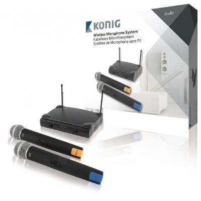 König microfoon: KN-MICW611