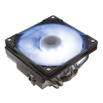 Scythe Big Shuriken 3 RGB Hardware koeling - Zwart,Wit