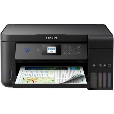 Epson EcoTank ET‑2750 Multifunctional - Zwart, Cyaan, Magenta, Geel