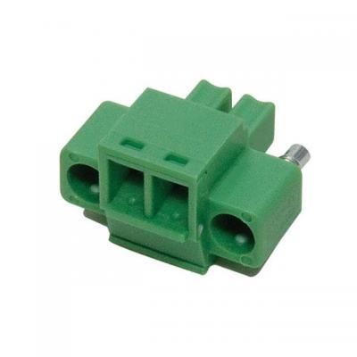 Digi elektrische aansluitklem: POWER SCREW TERMINAL, green - Groen