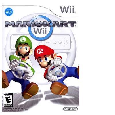 Nintendo game: Mario Kart, Wii