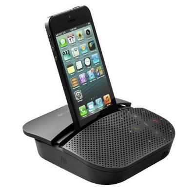 Logitech telefoonspeaker: Luidsprekertelefoon P710E - Zwart