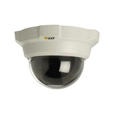 Axis White casing w/ clear dome, f / M3025-VE / M3026-VE, 5 pcs Behuizing - Transparant, Wit