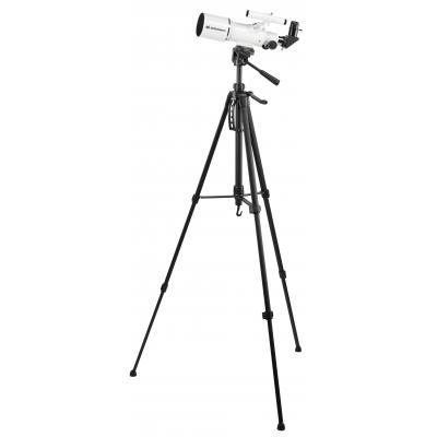 Bresser optics telescoop: CLASSIC 70/350 - Zwart, Wit