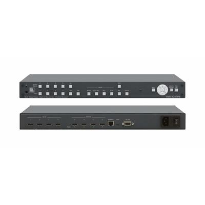 Kramer Electronics Kramer VSM-4x4HFS Matrix Switcher Video switch - Zwart
