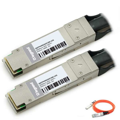 Legrand Cisco[R] QSFP-H40G-AOC3M compatibele TAA-conforme 40GBase-AOC QSFP+ naar QSFP+ Direct Attach-(850 nm, .....