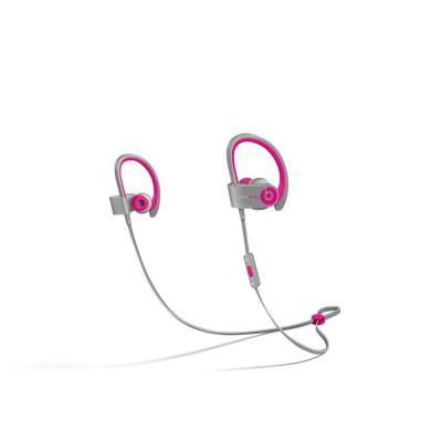 Beats by dr. dre koptelefoon: Powerbeats2 Wireless - Grijs, Roze
