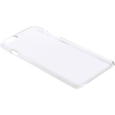 Sandberg Cover iPhone 6 Plus hard Clear Mobile phone case - Transparant