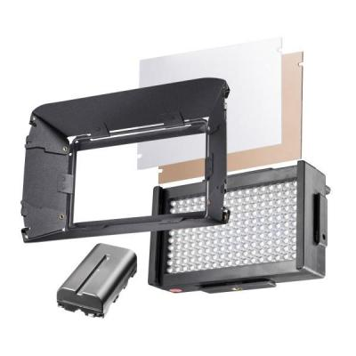 Walimex camera flitser: Foto/Video LED Square 170BS