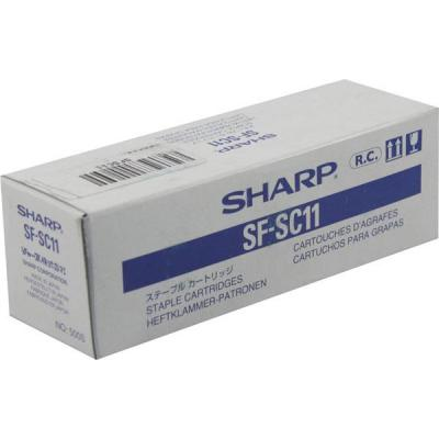 Sharp nietcassette : Tipologia: Punti metallici; Funzione: Graffette;